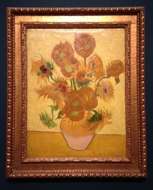 vanGogh Sunflowers